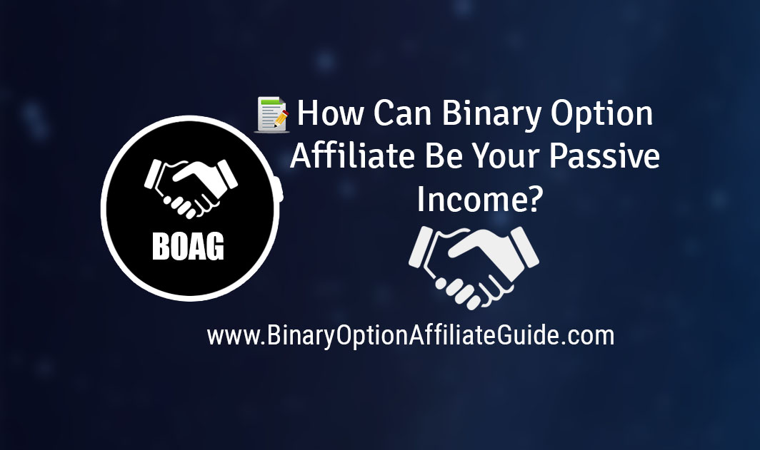 binary options affiliates blogs about love