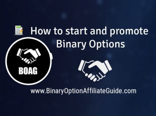 How to start and promote Binary Options